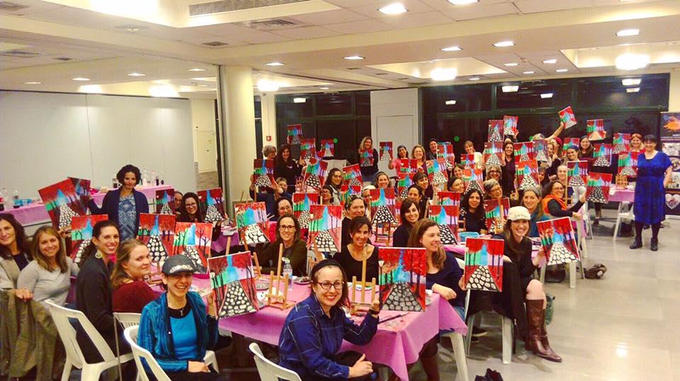 14 Days Until Chanukah – Book A Paint Party Event