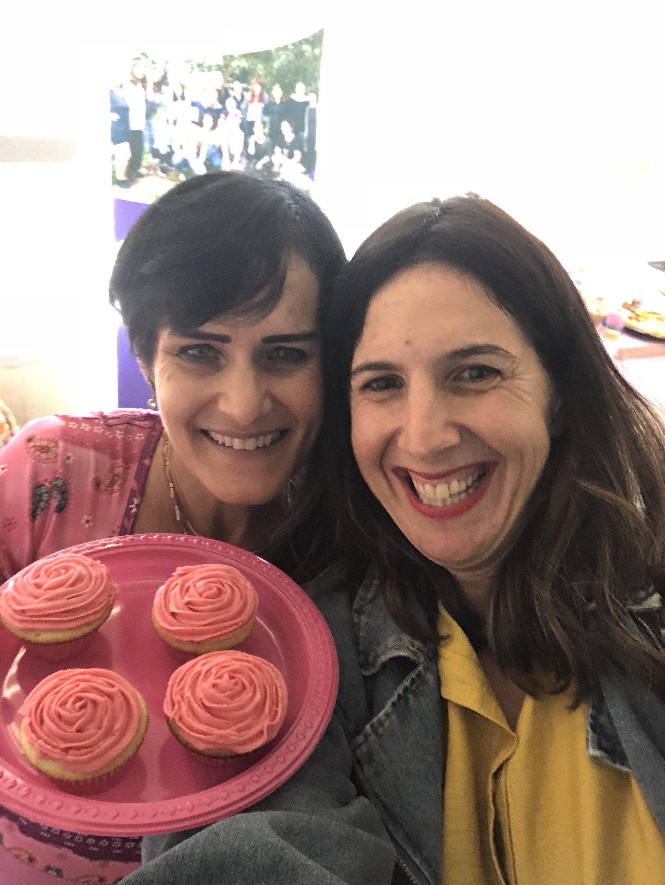 The Thrivacious PINK Challah Bake