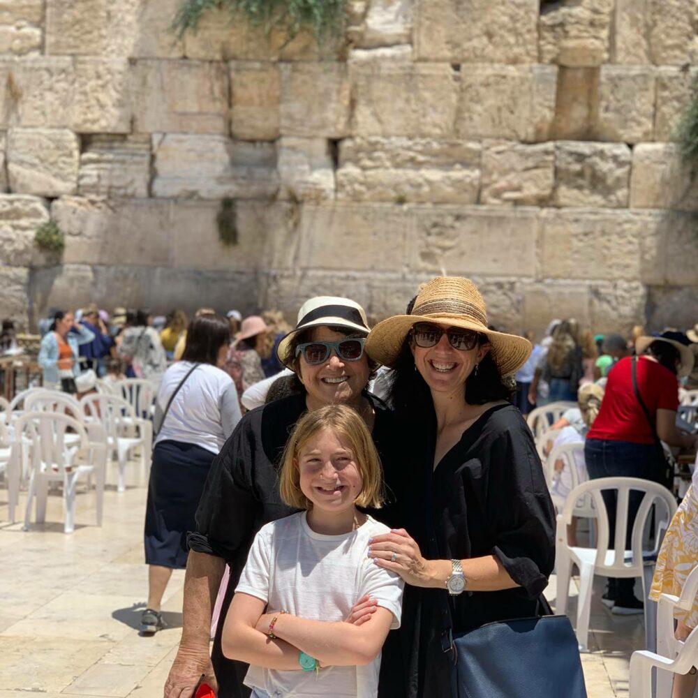 Shabbat Shalom from Jerusalem