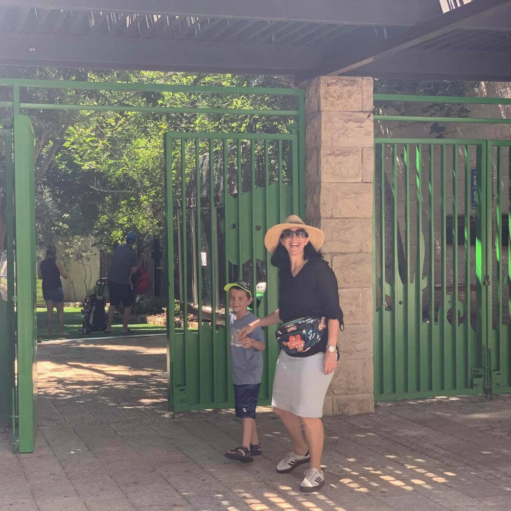 Destination: Haifa Educational Zoo