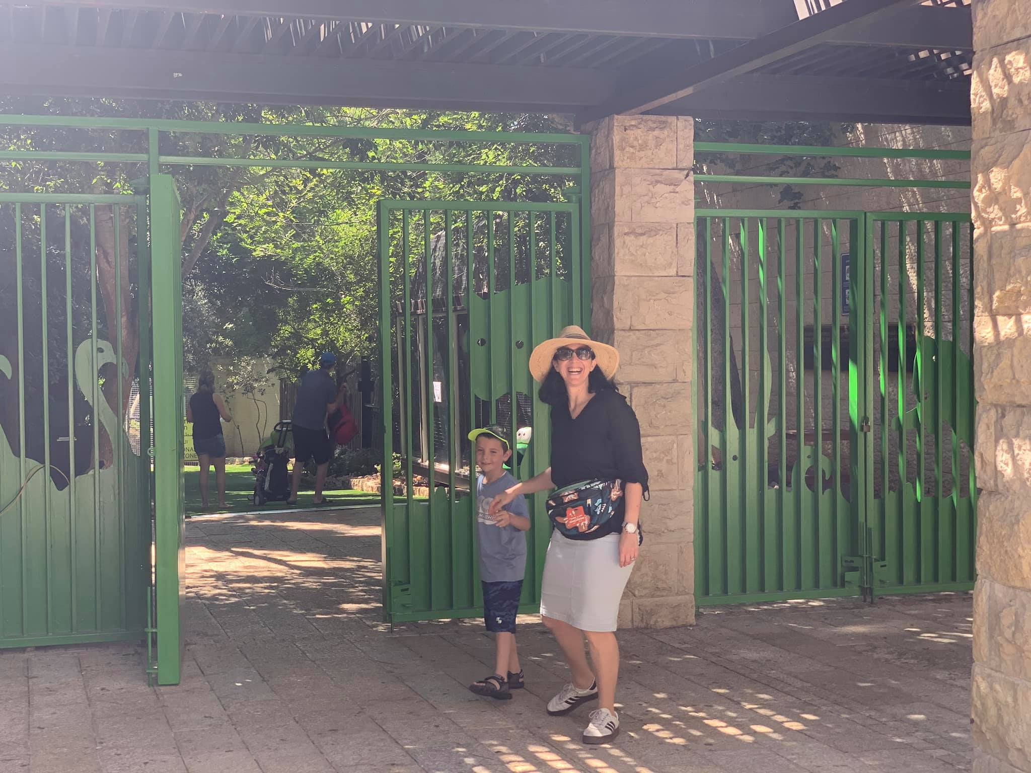 Destination: Haifa Educational Zoo
