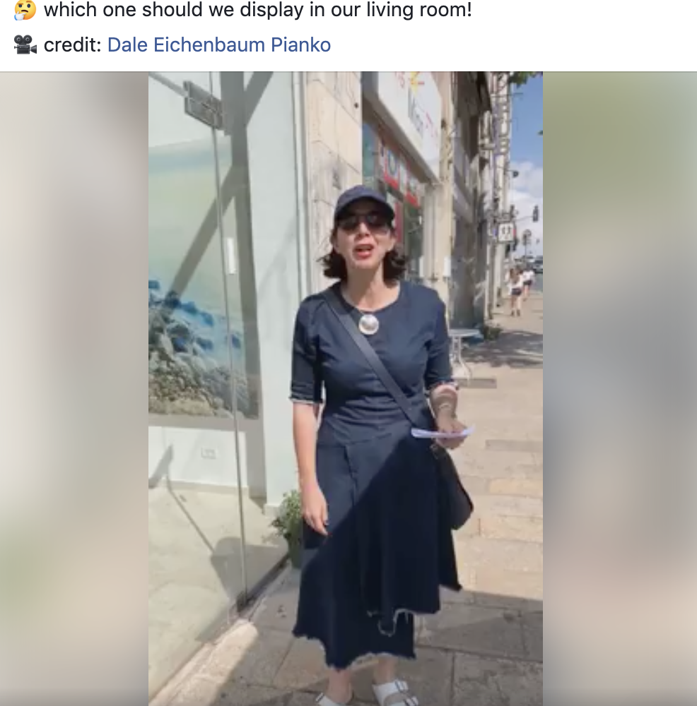 Facebook Live with Yehoshua Aryeh